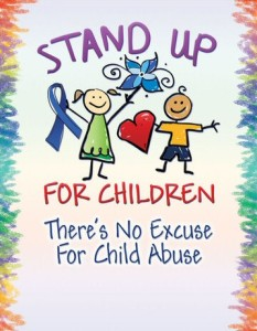 We Are Dedicated to Child Abuse Prevention